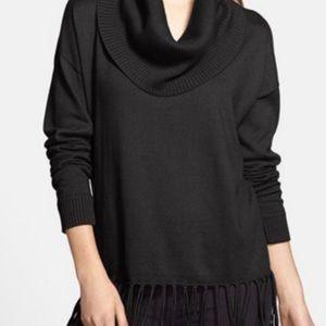 Michael Kors Fringed Sweater